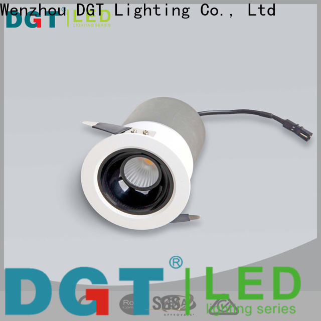 DGT Lighting elegant spotlight light factory for commercial