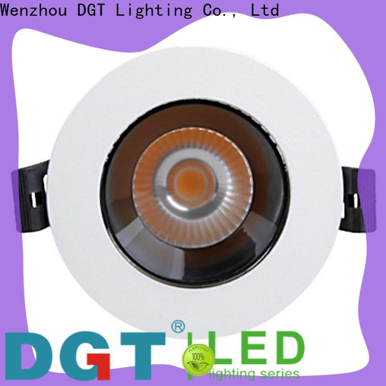 DGT Lighting dim white spotlights inquire now for club