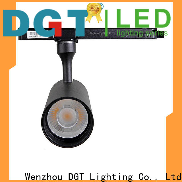 46w modern track lighting series for outdoor