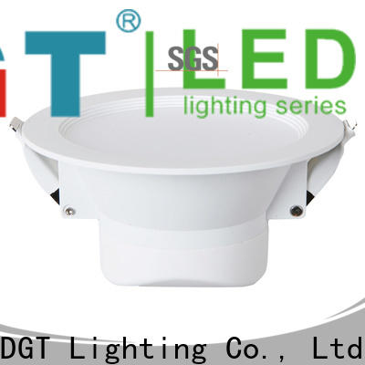 DGT Lighting square led downlights factory price for spa