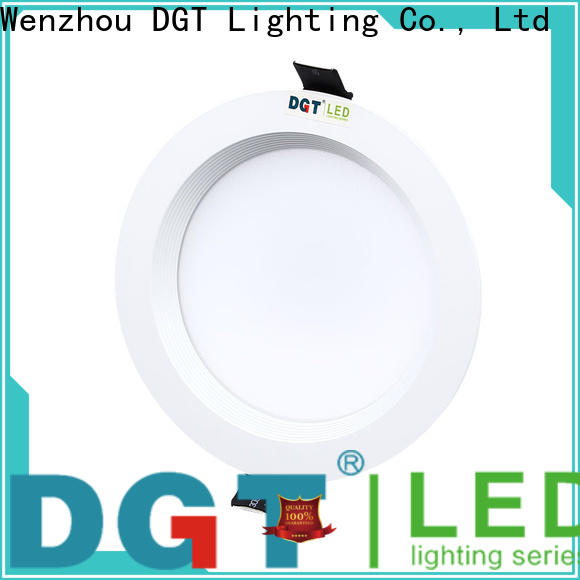 DGT Lighting certificated high quality led downlight supplier for househlod