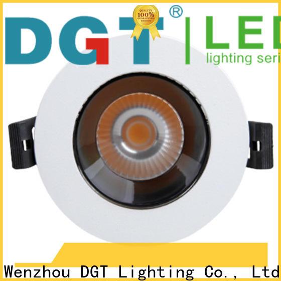 DGT Lighting approved led spot lights design for indoor