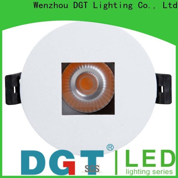 DGT Lighting led spot design for bar