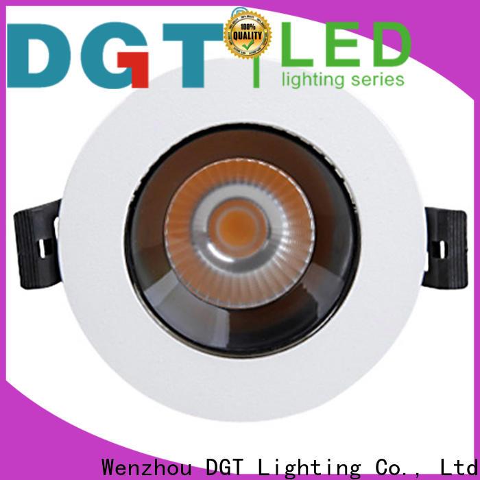 DGT Lighting interior spotlights design for club