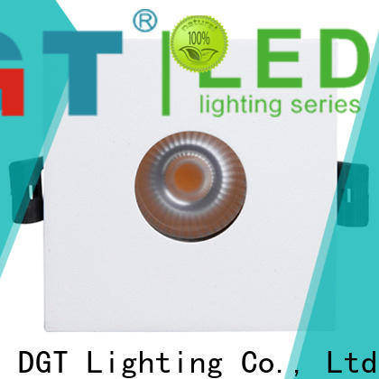 DGT Lighting led spots 240v design for club
