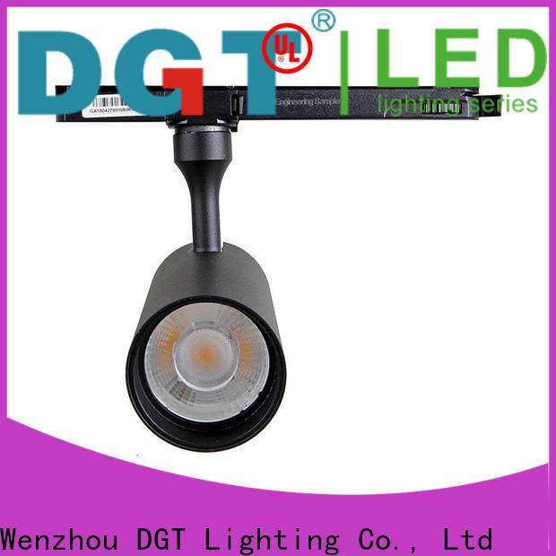 DGT Lighting white black track lighting from China for bar
