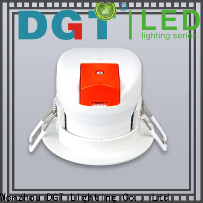 DGT Lighting efficient kitchen spotlights design for commercial
