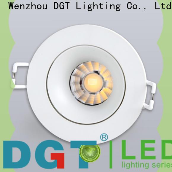 DGT Lighting commercial spotlight design for club