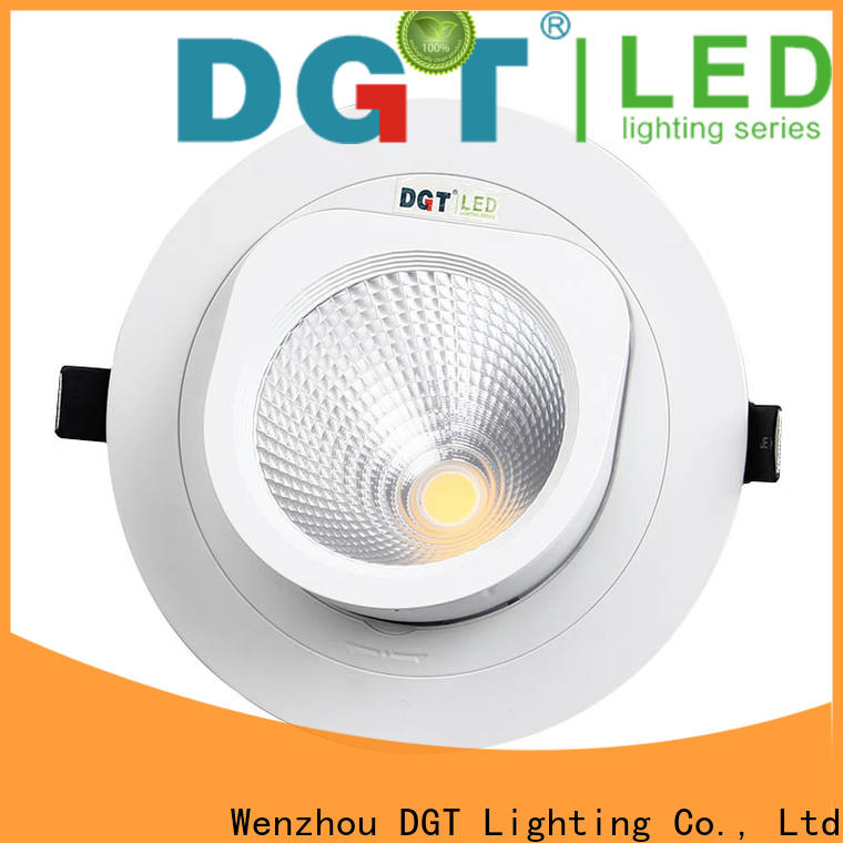 DGT Lighting elegant ceiling spotlights with good price for indoor