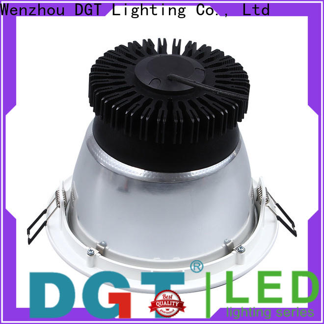 DGT Lighting waterproof adjustable downlights wholesale for spa