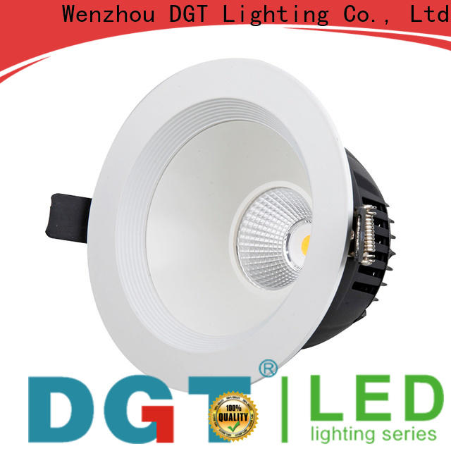 DGT Lighting professional smd downlight personalized for househlod