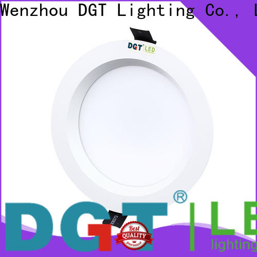 certificated adjustable downlights supplier for home