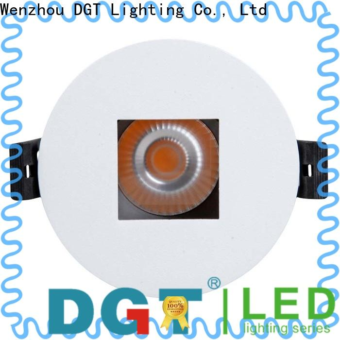 DGT Lighting excellent ceiling spot lights with good price for indoor
