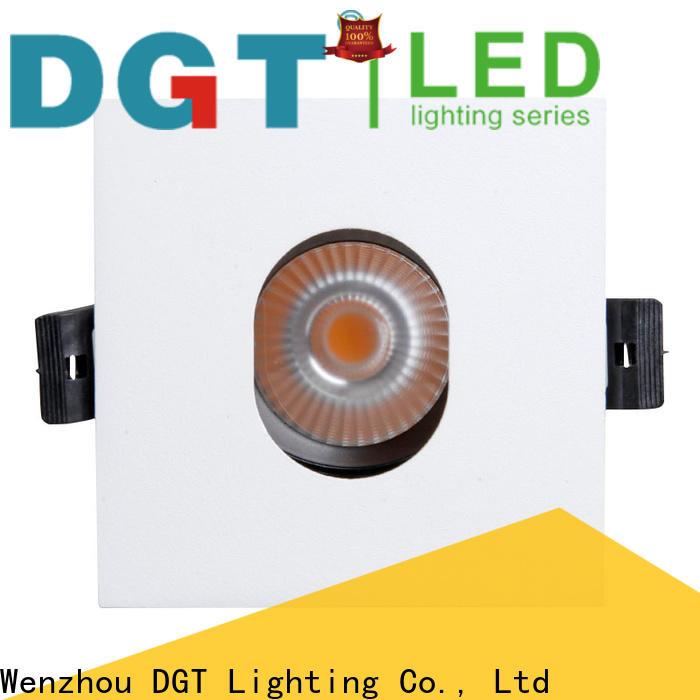 DGT Lighting commercial spotlight design for commercial