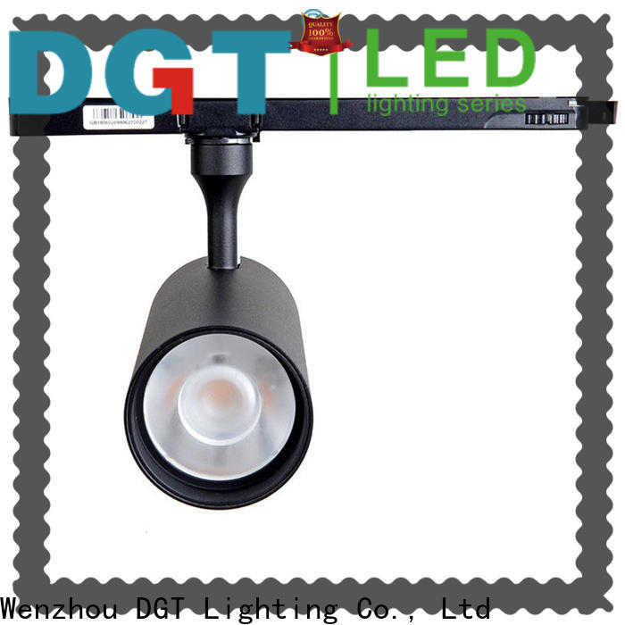DGT Lighting low profile led track lighting directly sale for outdoor