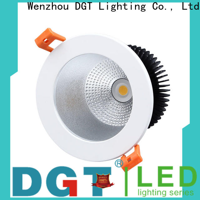 DGT Lighting home downlight factory price for spa