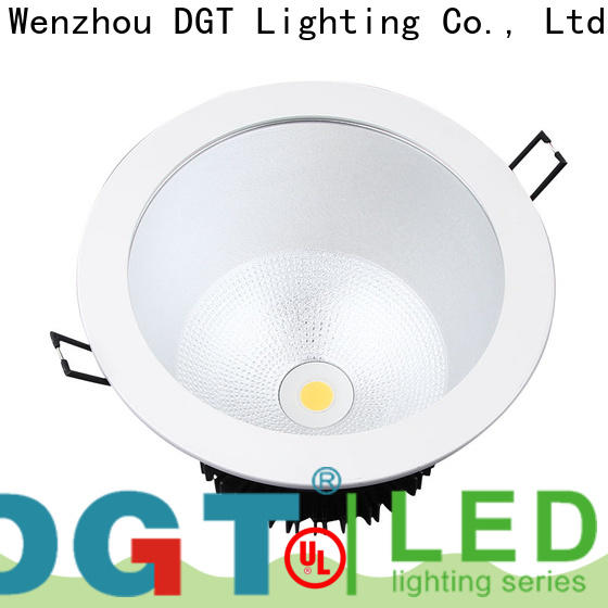 DGT Lighting sturdy dimmable led downlights wholesale for home
