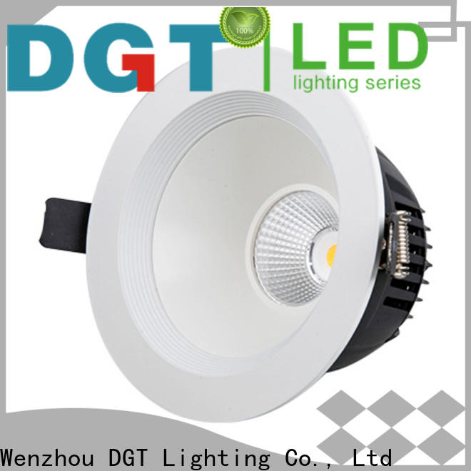 DGT Lighting quality smd downlight supplier for spa