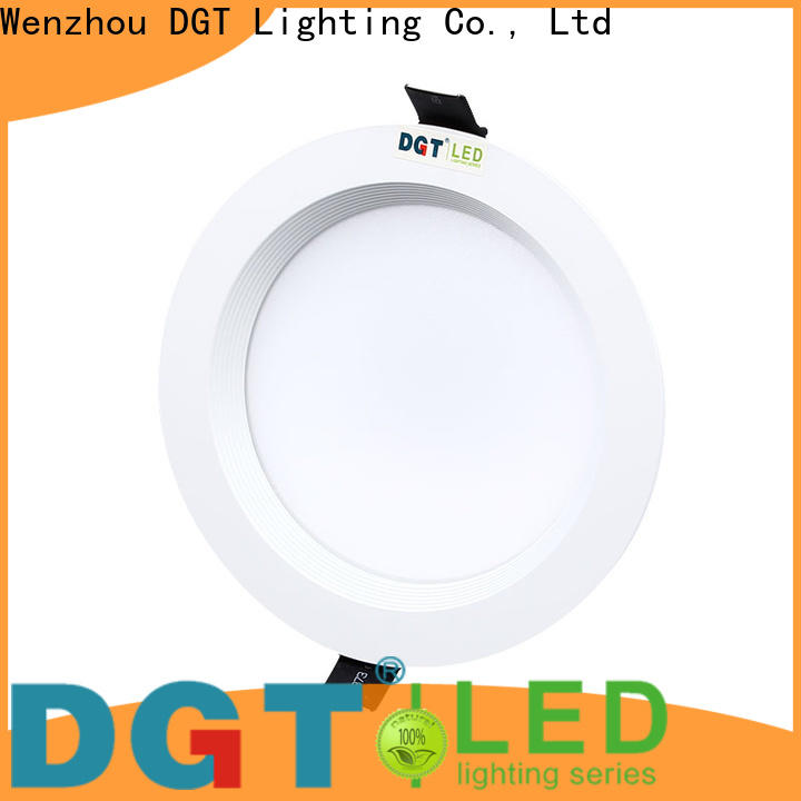 DGT Lighting waterproof dimmable led downlights personalized for spa