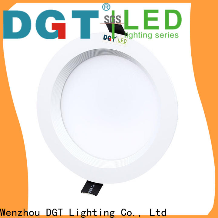 DGT Lighting surface mounted downlight personalized for bathroom