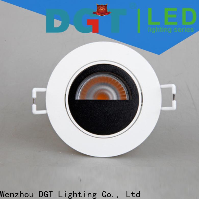 DGT Lighting dim ceiling spot lights design for commercial