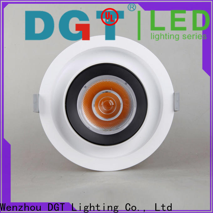 dim led spotlights factory for commercial