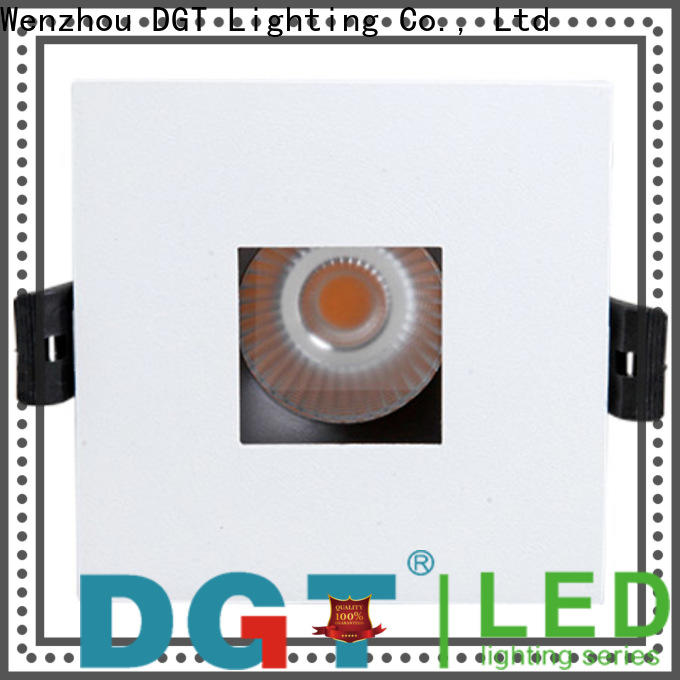 DGT Lighting dim led spotlights inquire now for commercial