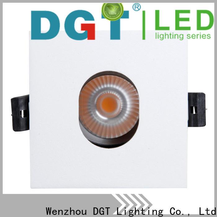 DGT Lighting efficient white spotlights factory for club