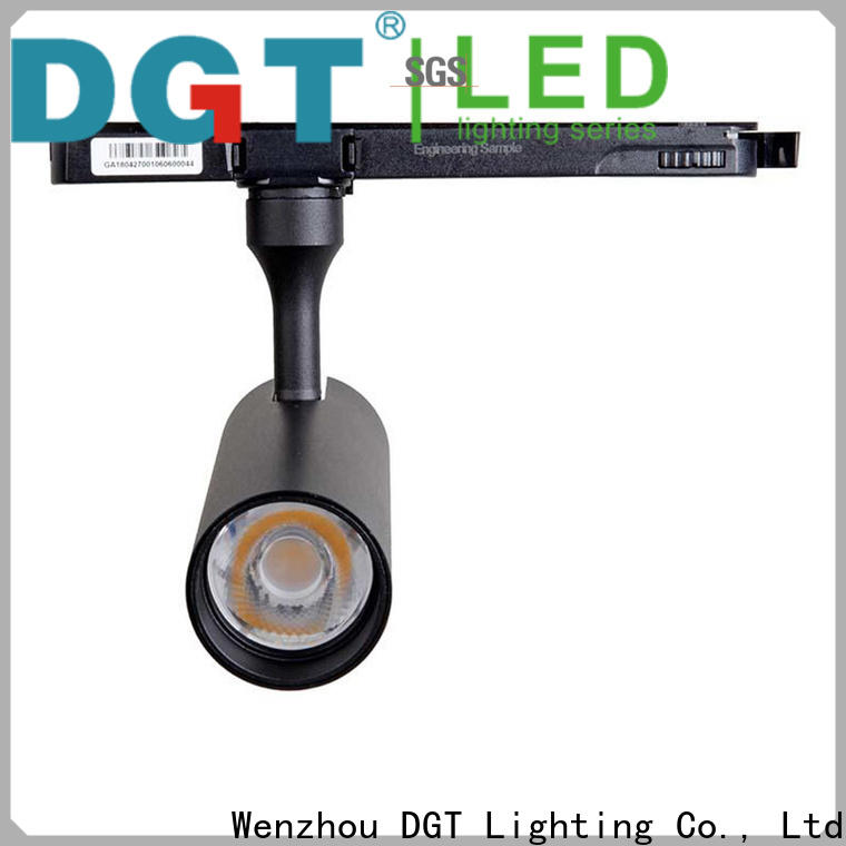 DGT Lighting practical suspended track lighting from China for outdoor