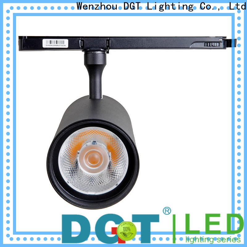 DGT Lighting commercial ceiling track lighting directly sale for stage