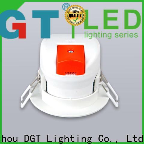 DGT Lighting dim led ceiling spotlights factory for bar
