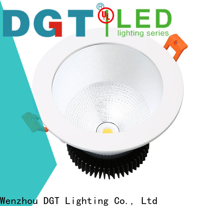 DGT Lighting stable recessed downlight personalized for househlod