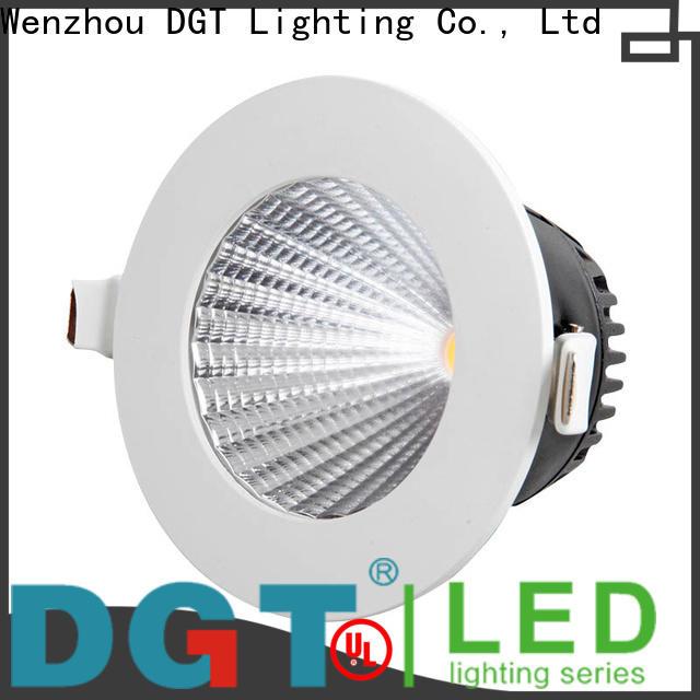 DGT Lighting stable led downlight globes wholesale for spa