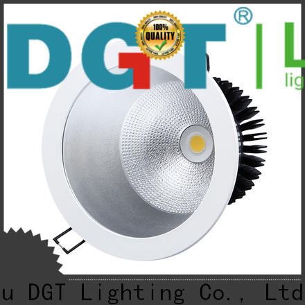 DGT Lighting cob downlight personalized for spa