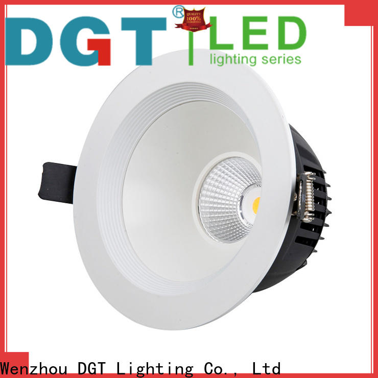 DGT Lighting professional led down lights wholesale for spa