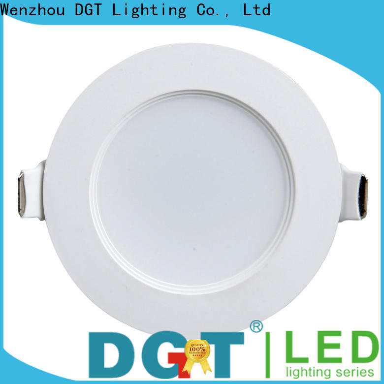 DGT Lighting certificated led downlight globes personalized for househlod