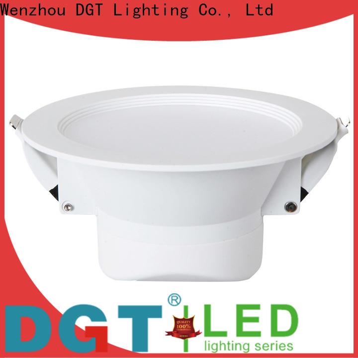 DGT Lighting waterproof cob downlight factory price for bathroom