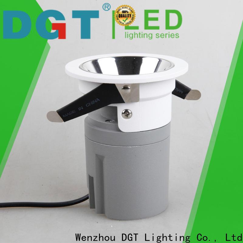 DGT Lighting firstclass spot downlight design for club