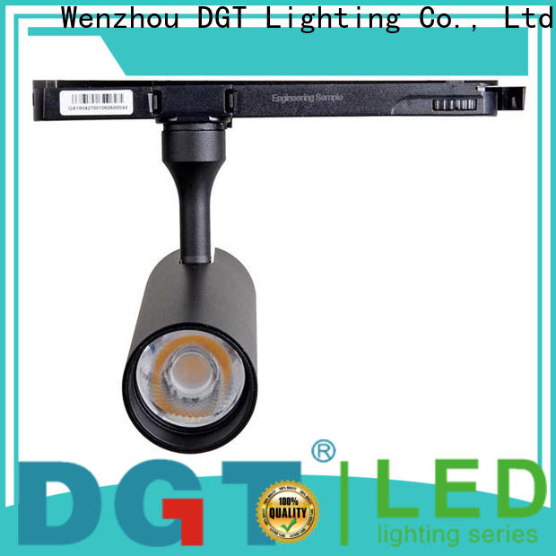 DGT Lighting reliable high end track lighting series for stage