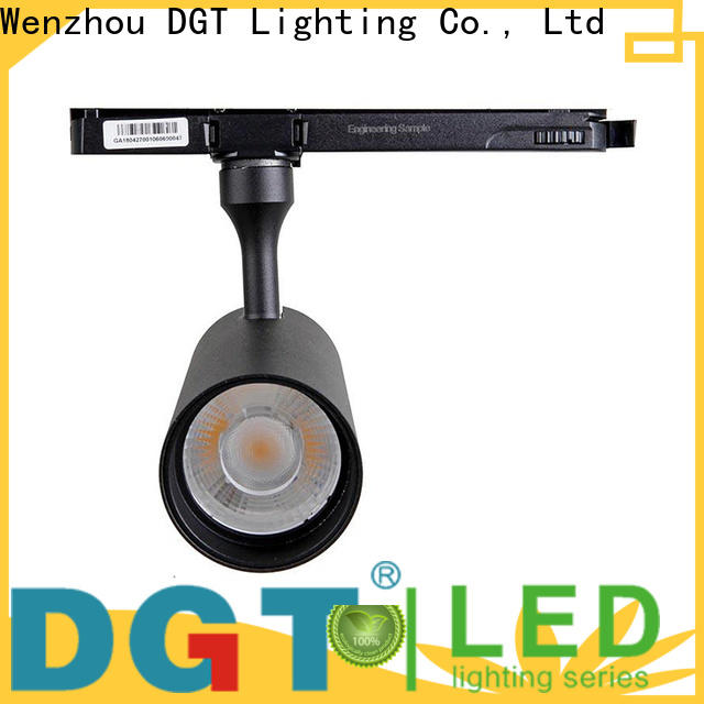 quality commercial track lighting series for outdoor