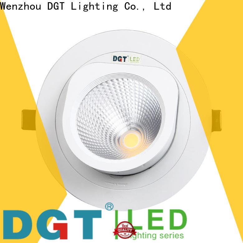 DGT Lighting white spotlights factory for club