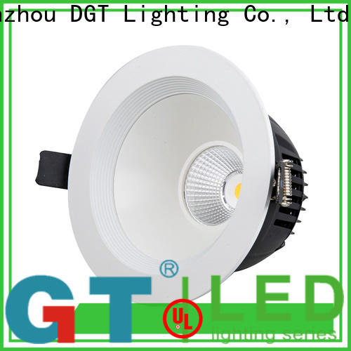 DGT Lighting long lifespan led kitchen downlights wholesale for bathroom