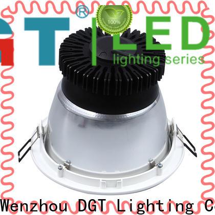 DGT Lighting adjustable led downlight supplier for home