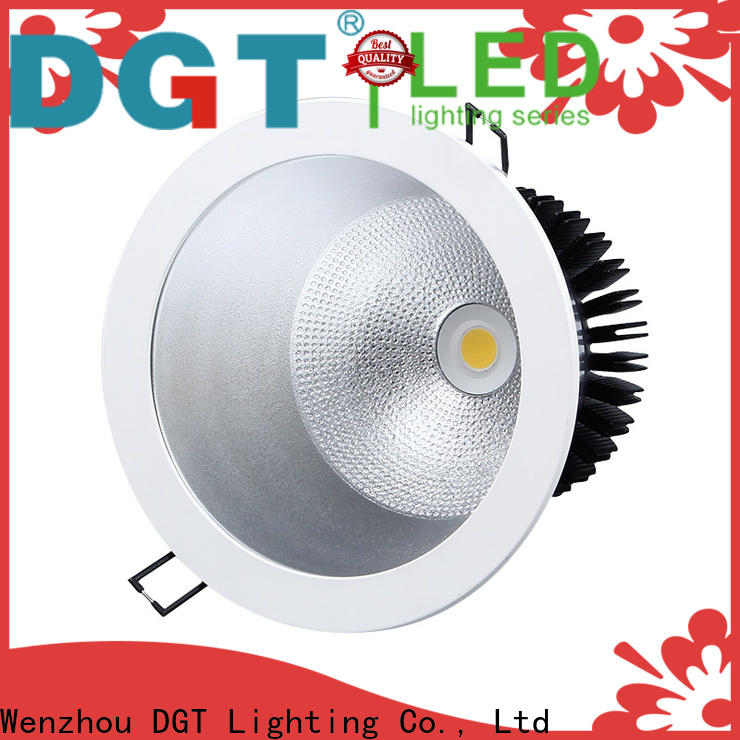 DGT Lighting best led downlights personalized for spa