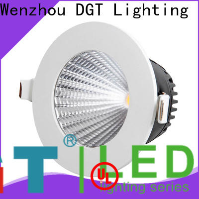 DGT Lighting professional dimmable led downlights supplier for home
