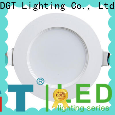 DGT Lighting long lifespan square led downlights personalized for bathroom