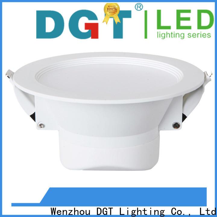 DGT Lighting sturdy adjustable led downlight supplier for home