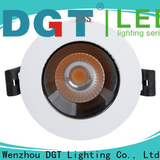 DGT Lighting spot downlight design for commercial