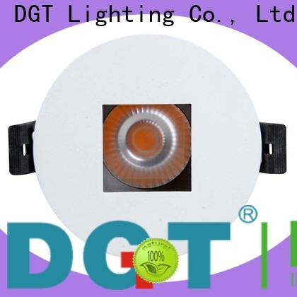 DGT Lighting led ceiling spotlights with good price for commercial