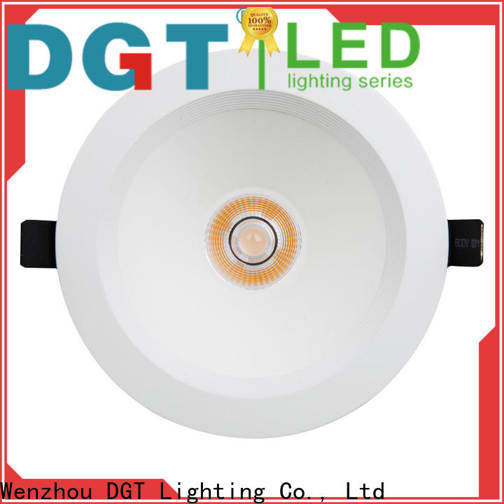 DGT Lighting led downlight supplier factory price for home